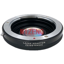 cy-AI adapter with corrective lens for contax/yashica CY yc lens to nikon d3 d5 d90 d300 d500 d600 d800 d7200 d5200 d3200 Camera