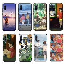 For xiaomi mi 9 9 pro 9t 9 se mi 8 pocophone f1 mix 3 Clear Soft Silicone Phone Case cute movie(China)