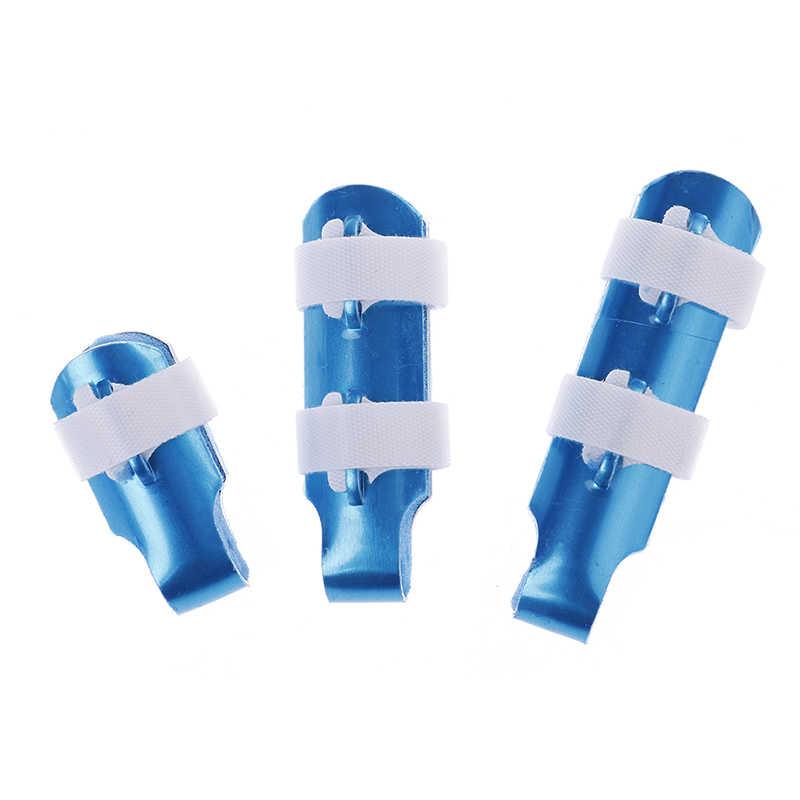 Parmak atel başparmak Fingters Brace destek yaralanma koruması bükme deformasyon duruş düzeltme ağrı kesici el ortopedi
