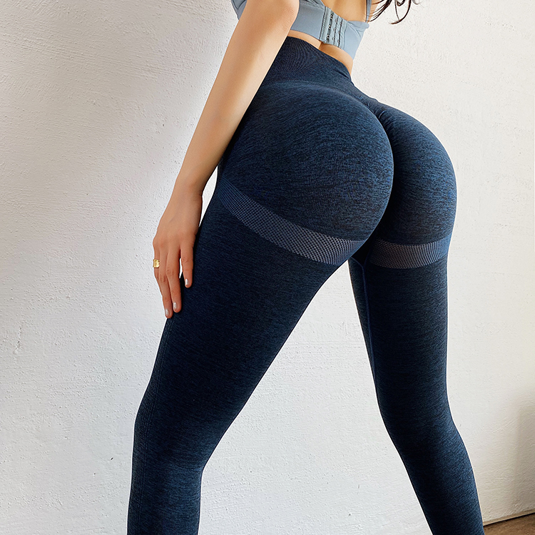 Women's Seamless Yoga Pants High Waist Gym Workout Leggings Belly Control Fitness Running Sports Leggings Butt Lifting Leggings