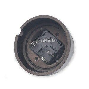 Image 3 - 10pcs באיכות גבוהה רטרו האיחוד האירופי קרמיקה רוטרי חשמל מתג קרמיקה ידית קיר מנורת מתג 10A 220V