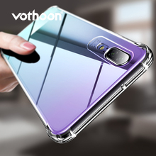 Vothoon Ultra Thin Transparent Shockproof Case For Huawei Mate 20 Pro 20X P30 Lite Clear Silicon Soft TPU Back