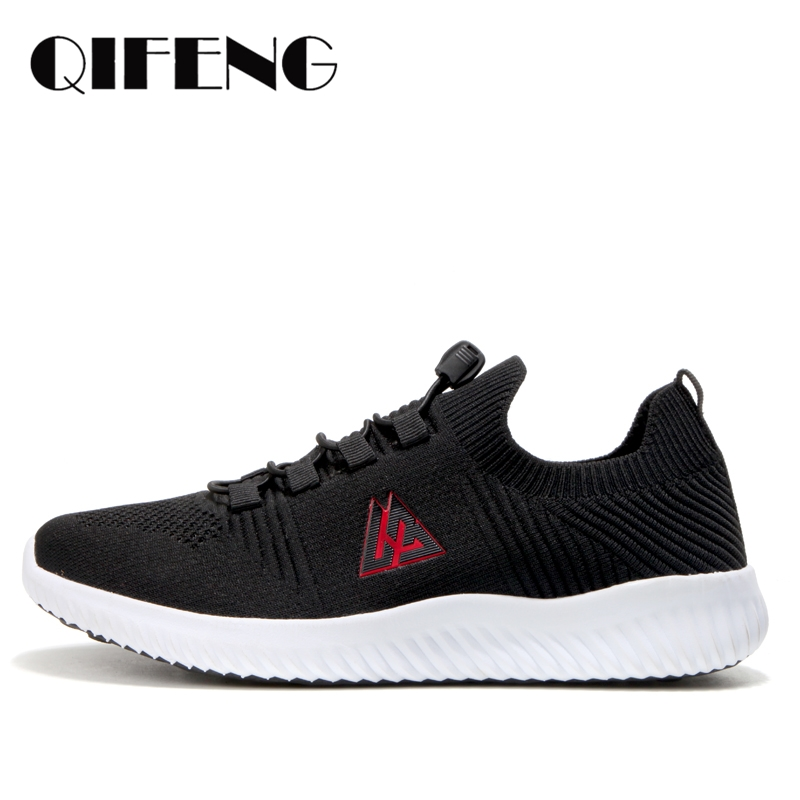 Image 2 - Summer Casual Shoes Men Sport Shoes Boy Comfortable Breathable Women Sneakers Male Air Mesh Footwear Fashion Spring EVA LoafersMens Casual Shoes   -