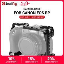 Клетка SmallRig для цифровой зеркальной камеры Canon EOS RP с 1/4 3/8 отверстиями для резьбы для крепления микрофона Magic Arm CCC2332
