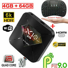 TV BOX X10 PLUS Smart TV Box