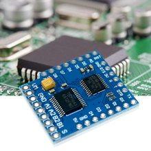 Wemos для d1 mini i2c двойной двигатель драйвер щит модуль tb6612fng