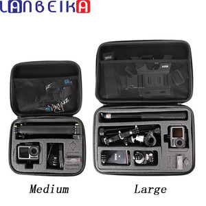 Image 1 - Lanbeikaキャリー収納袋保護ケースボックスハンドバッグdji osmo移動プロヒーロー9 8 7 6 5李sjcam SJ9カメラアクセサリー