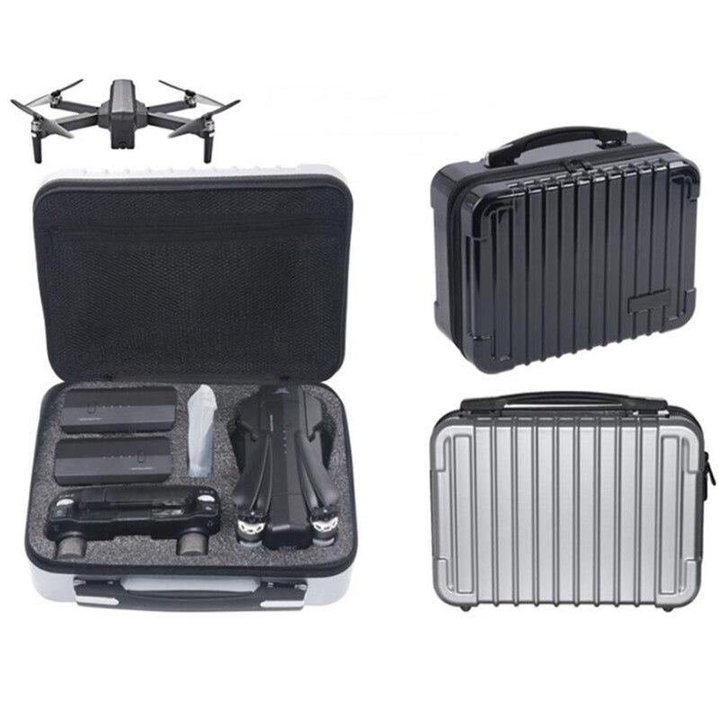Sac de rangement de protection Portable étanche à coque dure étui de transport pour Drone quadrirotor SJRC F11 RC