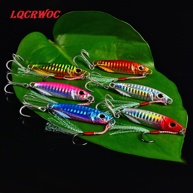 HOT NEW 10g 15g 20g 30g 40g 50g fishing jigging lure spoon spinnerbait metal bait bass tuna lures jig lead minnow pesca tackle 2