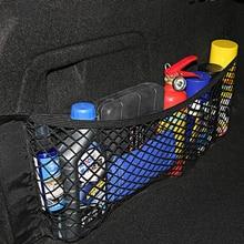 Organizer Mesh-Holder Cars-Luggage-Nets Car-Accessories Travel-Pocket Car-Trunk Auto-Cargo-Storage