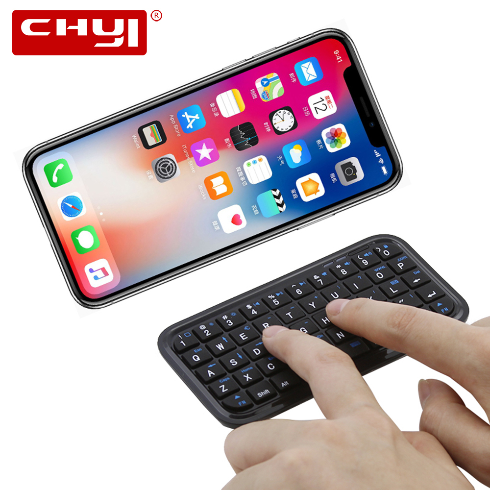 Mini Keyboard Wireless Bluetooth Keyboard Slim Portable Keypad For Iphone 6s Plus Samsung Android Smartphone Tablet Mobile Phone Keyboards Aliexpress