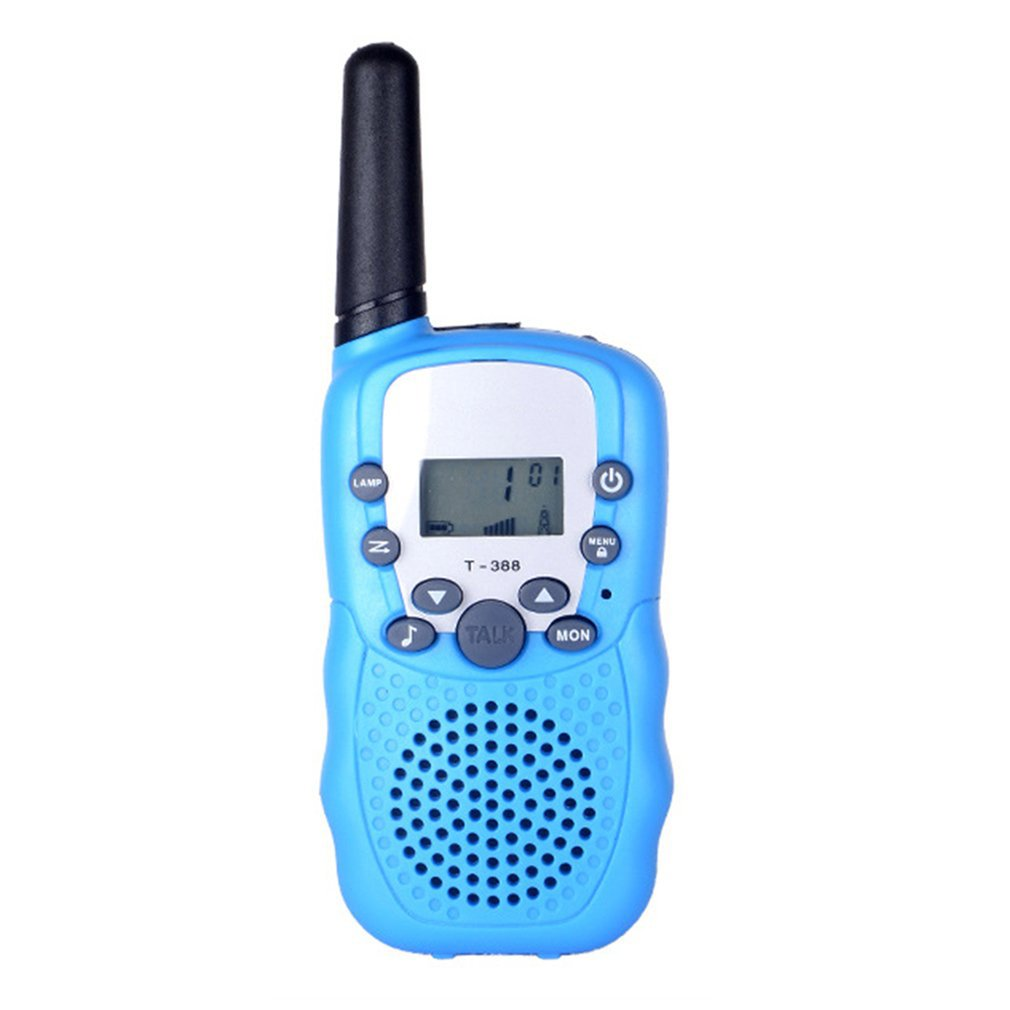 Portable Mini Walkie Talkie Kids Radio Retevis T388 Kids Parents Gaming Interphone Two Way Radio Gift Talking Toys