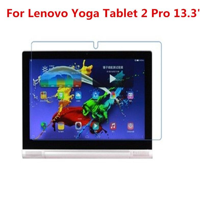 Nouveau verre trempé protecteur décran pour Lenovo Yoga tablette 2 Pro 13.3