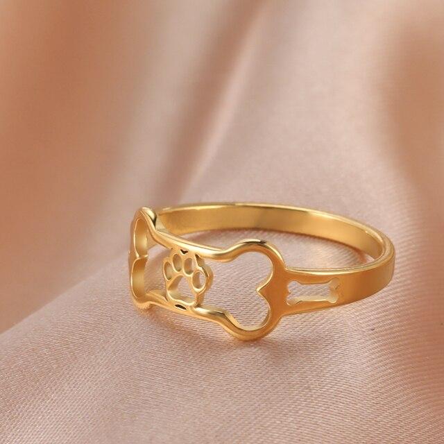 Cute Dog Ring 1
