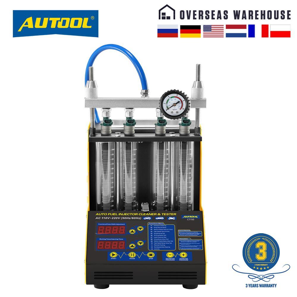 AUTOOL CT150 Car Fuel Injector ...