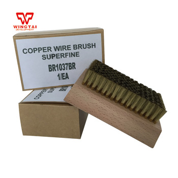 COPPER WIRE BRUSH/STAINLESS STEEL WIRE BRUSH FOR CLEANING ANILOX ROLL