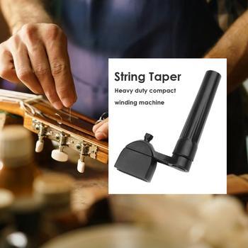 Trwała struna gitarowa Winder jednokolorowa struna do gitary akustycznej struna gitarowa nawijacz basowy struny do Ukulele Peg ściągacz most usuwacz pinów tanie i dobre opinie CN (pochodzenie) Guitar String Winder
