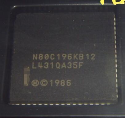 Freeshipping N80C196KB12 N80C196KB N80C196K N80C196