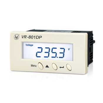 Electric Energy Meter DC LCD Display Single Phase Smart Type