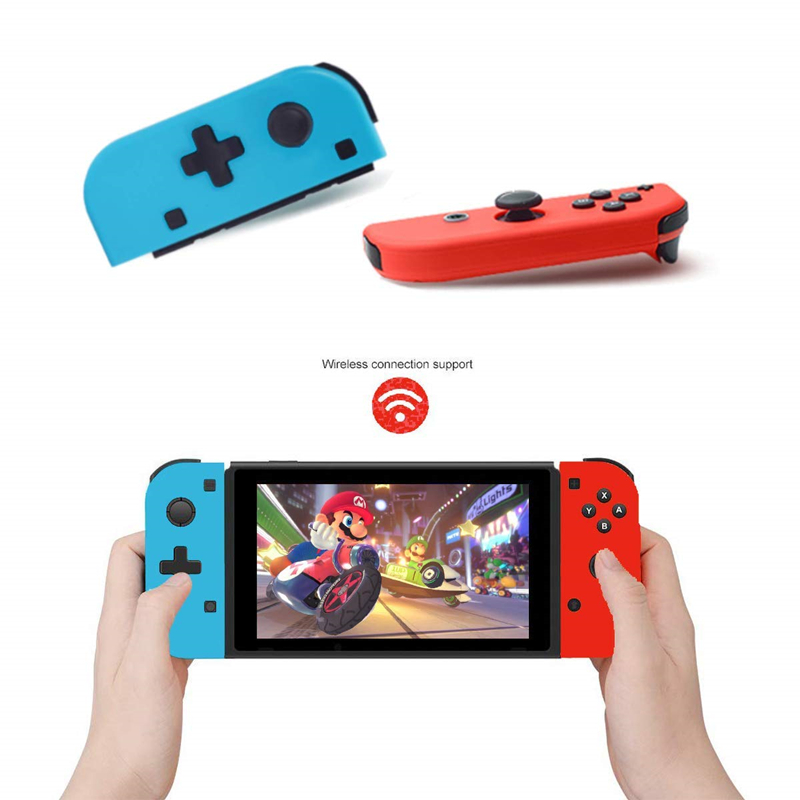 Wireless Controller for Nintend Switch Replacement Controller for Joy-con Bluetooth Gaming Gamepad Joypad Left/Right Controllers 1