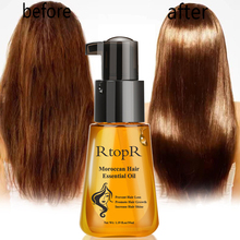 Hair Care Essential Oil No-wash Improve Frizz Curly Hair Growth Essence Liquid Therapy Hair Loss Prevention Products