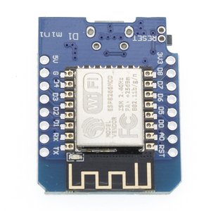 Image 2 - 100pcs D1 mini  Mini NodeMcu 4M bytes Lua WIFI Internet of Things development board based ESP8266