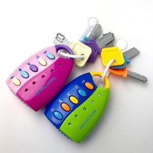 Image 1 - Детская игрушка, музыкальный автомобиль, искусственный голос, умные дистанционные голоса, ролевые игры, обучение, флэш музыка, автомобили, обучающие игрушки для мальчиков