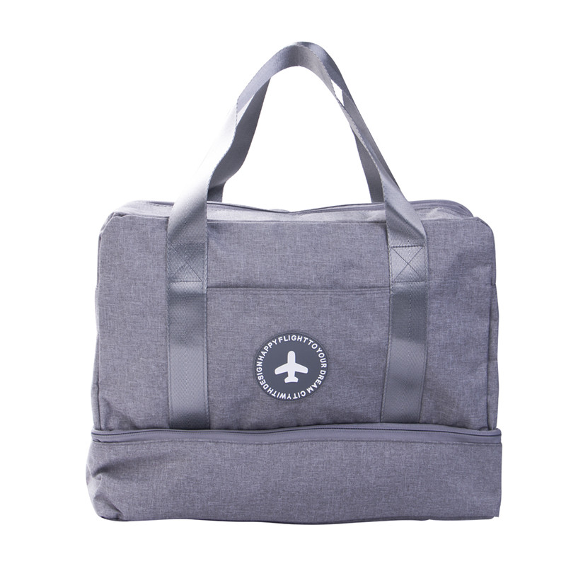 New Ladies Mens Sports Gym Holdall Boot Bag Travel Luggage Weekend Duffle