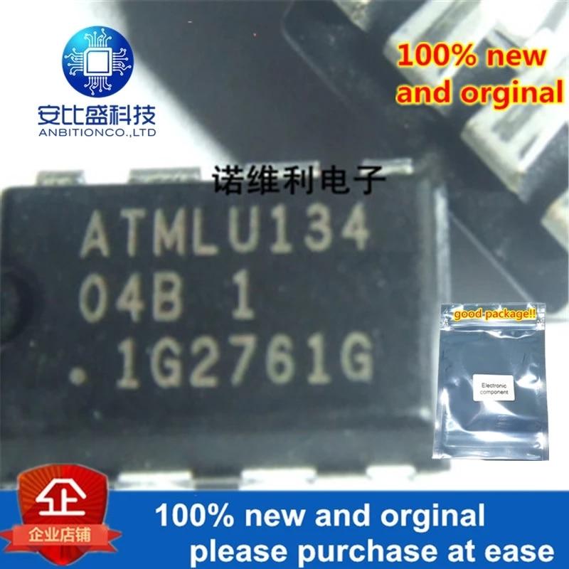 10pcs 100% New And Orginal AT24C04B-PU SILK-SCREEN 04B 1 AT24C04B AT24C04B-PU In Stock