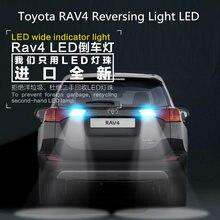 for Toyota RAV4 Reversing Light LED Retirement Auxiliary Car Refit 2pcs