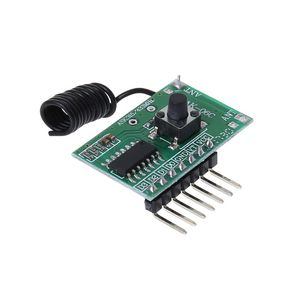 Image 3 - AK 06C Wireless Wide Voltage Coding Transmitter Decoding Receiver 4 Channel Output Module for 315/433Mhz Remote Control