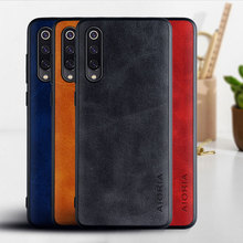 Case for Xiaomi Mi 9 mi9 se lite Mi 10 Pro Ultra funda Luxury Vintage leather phone cover for xiaomi mi 9 mi9 se mi 10 case capa