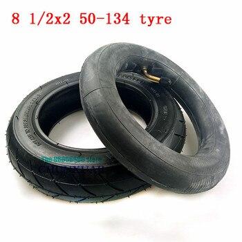 8 1/2x2 (50-134) внутренняя трубка шины подходит для детской коляски тачки Электрический Скутер Складной Велосипед 8,5 дюйма 8,5*2 колесные шины X 2