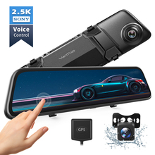 Driving-Recorder Dash-Cam Rear-View-Camera H612-Mirror Vivilink Vantop Super-Night-Vision