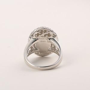 Image 5 - Mooie Twilight Saga Ring Bella Engagement Ringen Voor Vrouwen 925 Sterling Zilveren Replica Fine Jewelry Drop Schip Gratis Graveren