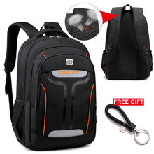 17 Inch Laptop College School Backpack For Girls Boy Bag Men Women 15.6 Notebook Black Backpacks Male Man BagPack Bags Back Pack(China)