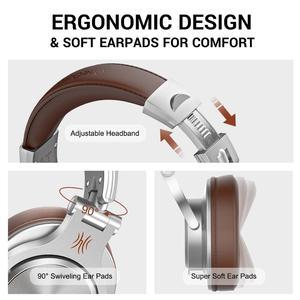 Image 3 - Oneodio A71 Professionelle DJ Kopfhörer Tragbare Verstellbare Wired Headset Musik Teilen Lock Kopfhörer Für Aufnahme Monitor