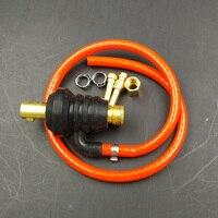 WP 9 серии адаптер M16 X 1,5 мм к Dinse DJK10-25 M10 9 мм газовый Tig Факел Набор инструментов