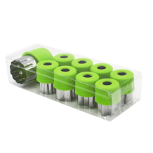 Supplement-Tools-Accessories Cutter Kids Cookie-Mold Baking-Tool Fruit Food Pie Shapes-Set