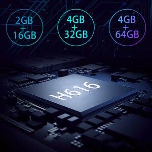 Image 3 - 2020 אנדרואיד 10.0 טלוויזיה תיבת 2.4G & 5.8G מהיר Wifi 6K 4K גוגל עוזר H616 Quad core 16GB 32GB 64GB מדיה נגן סט למעלה טלוויזיה תיבה