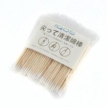 JINXINGCHENG 5 мешков, чистящие косметические ватные палочки для IQOS 2,4 PLUS для IQOS 3,0 LIL/LTN/HEETS/GLO, чистящие палочки