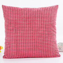 Cushion Pillow Case Cover Protection Soft Washable For Home Couch Sofa(China)