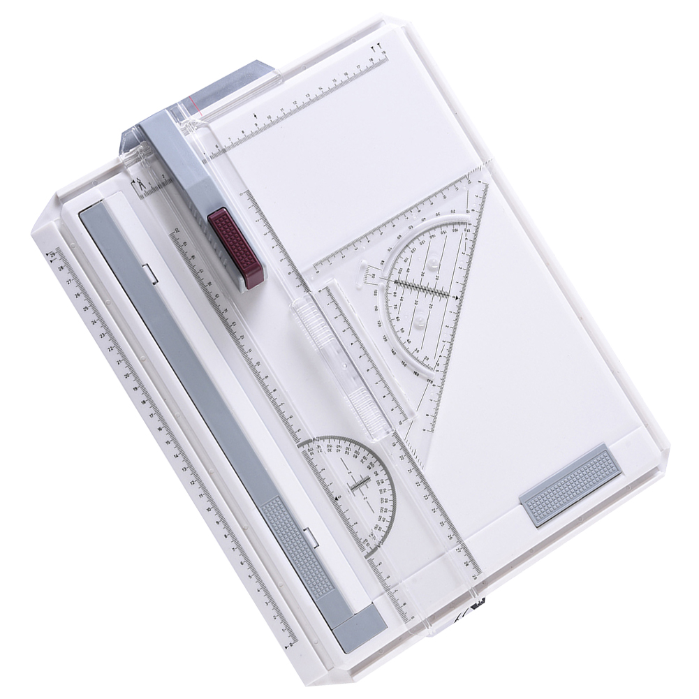 A4 Drawing Board Parallel Movement Ergonomic Art Tool Writing Office Architectural Adjustable Angle School Drafting Portable