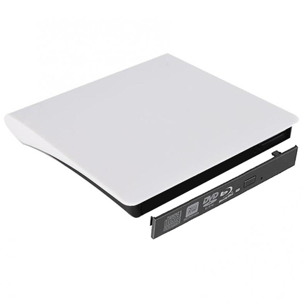 9.0/9.5/12.7mm usb 3.0 blu-ray dvd rw/combo/cd rom caso para o computador portátil desktop unidade de disco óptico sata externo dvd gabinete