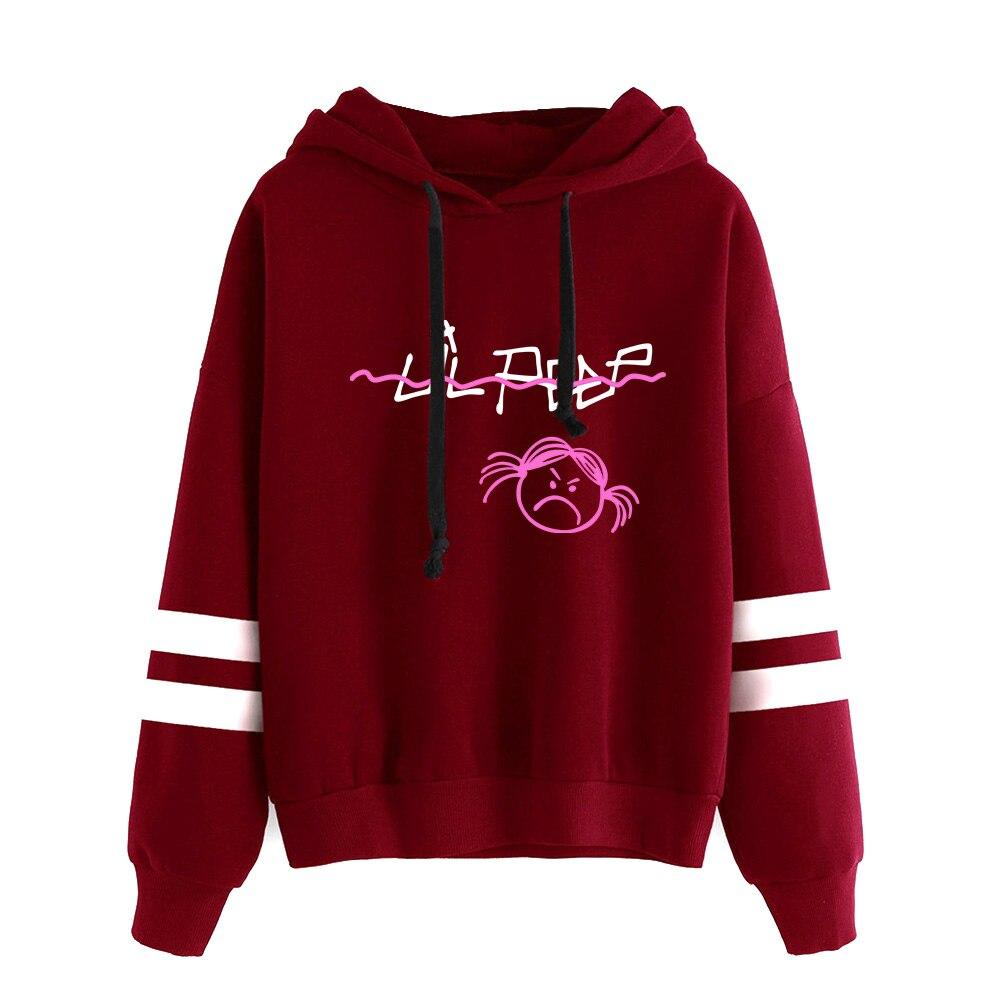 Lil Peep Fashion Printed Hoodies Women/Men Long Sleeve Hooded Sweatshirts 2019 Hot Sale Trendy Street Style Clothes
