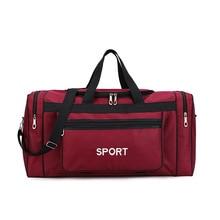 Men Sport luggage Travel Bag Women Weeke