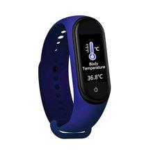 Фитнес-MT10 цветной экран смарт браслет спорта деятельность трекер запуск сердечного ритма для детей мужчин женщин часы для iOS андроид