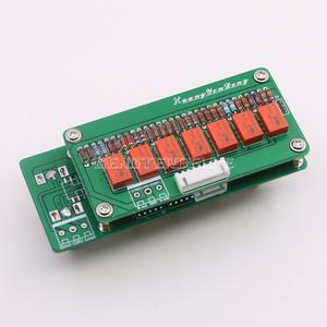 Image 5 - Assembled 128 Steps Relay Remote Volume Control Board HiFi Preamp Board Pure Resistance Shunt Volume Controller