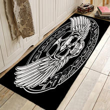 Хэллоуин Узором Ковер Дверной коврик коврики для прихожей Спальня