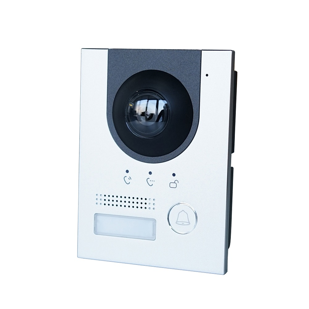 DH Logo VTO2202F-P PoE(802.3af) IP Metal Villa Doorbell ,Door Phone,doorbell,IP Video Intercom, Call To Phone App,SIP Firmware